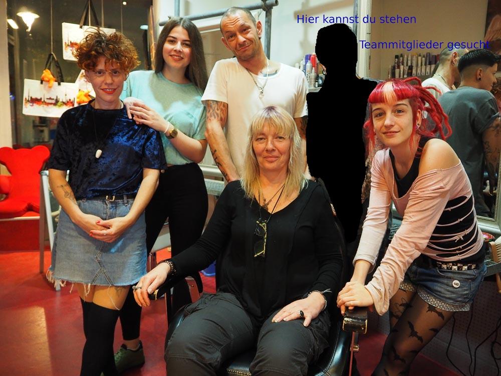 Das Team Der Haarspree Friseure Haarspree